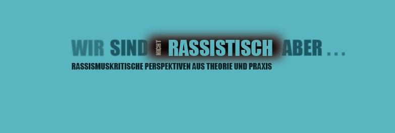 Ringvorlesung Rassismuskritik 10.6.15
