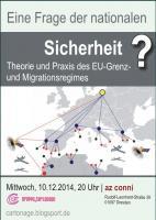 Flyer küfa.cartonage - Vortrag Eine Frage der Sicherheit? 10. Dezember 2014