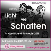 Vortrag: Licht und Schatten Cartonage Veranstaltung 8.4.15